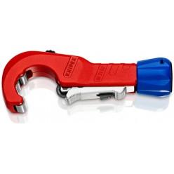 Труборіз KNIPEX TubiX® для мідних, латунних та нержавіючих труб, 6-35мм, 90 31 02 SB