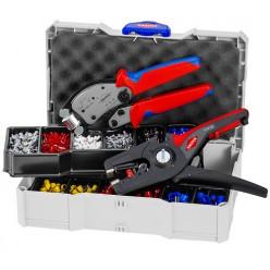 Набір інструментів з кабельними наконечниками Knipex, 97 90 14
