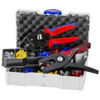 Набір інструментів з кабельними наконечниками Knipex, 97 90 15