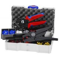 Набір інструментів з кабельними наконечниками Knipex, 97 90 16