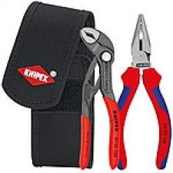 Набір міні-кліщів в поясній сумці для інструментів, KNIPEX 00 20 72 V06