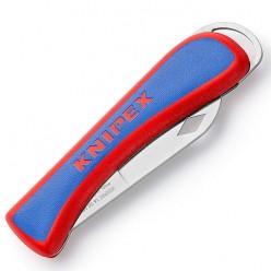 Складний ніж для електриків, KNIPEX 16 20 50 SB
