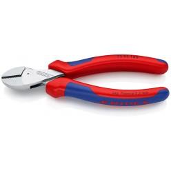 Кусачки бокові компактні Knipex  X-Cut ® хромовані 160 mm Knipex 73 05 160
