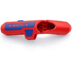 Прилад універсальний для видалення ізоляції Knipex ErgoStrip® 135 mm Knipex 16 95 01 SB