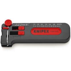 Знімач ізоляції модель Мini 100 мм Knipex 12 80 040 SB