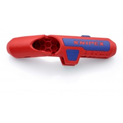 Універсальний інструмент для видалення ізоляції, для лівші, Knipex ErgoStrip® 135 mm Knipex 16 95 02 SB