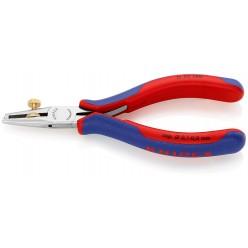 Інструмент для видалення ізоляції, для електроніки 140 мм Knipex 11 92 140