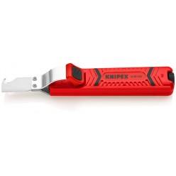 Інструмент для видалення оболонок 165 мм Knipex 16 20 165 SB