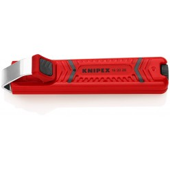 Інструмент для видалення оболонок 130 мм Knipex 16 20 28 SB