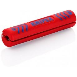 Інструмент для видалення ізоляції з коаксіального кабелю 100 мм Knipex 16 60 100 SB
