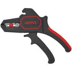 Автоматичний інструмент для видалення ізоляції 180 mm Knipex 12 62 180