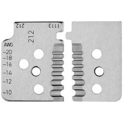 1 комплект запасних ножів для 12 12 13 Knipex 12 19 13