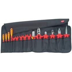 Набір інструментів у м`якому планшеті Knipex, 98 99 13