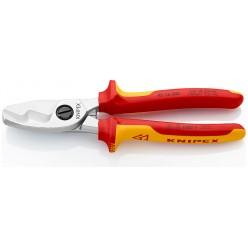 Ножиці для різання кабелів 200 мм Knipex 95 16 200
