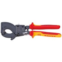 Ножиці для різання кабелів 250 мм Knipex 95 36 250