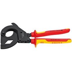 Ножиці для різання кабелів 315 мм Knipex 95 36 315 A