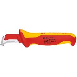Ніж для видалення ізоляції 180 мм Knipex 98 55