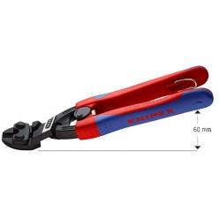 Компактний болторіз Knipex CoBolt® фосфатований, чорного кольору 200 mm Knipex 71 22 200 T