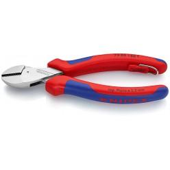 Кусачки бокові компактні Knipex  X-Cut® хромовані 160 mm Knipex 73 05 160 T BK