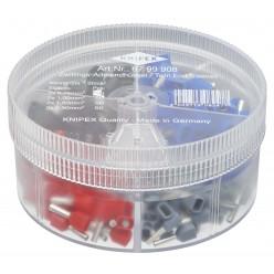 Коробка з набором контактних гільз Knipex 97 99 908