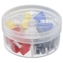 Коробка з набором контактних гільз 97 99 909
