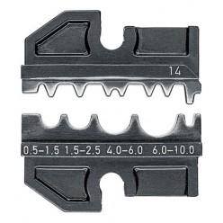 Плашка опресувальна Knipex 97 49 14
