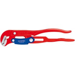Кліщі трубні з s-подібним змиканням губок з червоним порошковим покриттям 330 мм Knipex 83 60 010