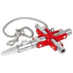 Універсальний ключ для будівництва 90 мм Knipex 00 11 06 V01