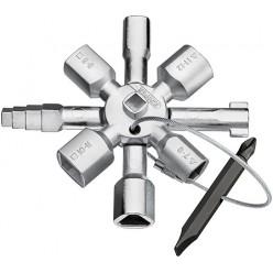 Хрестовий ключ Knipex TwinKey® 92 mm Knipex 00 11 01