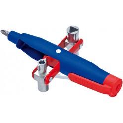 Штифтовий ключ для електрошаф 145 мм Knipex 00 11 07