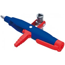 Штифтовий ключ для електрошаф професійний 145 мм Knipex 00 11 08