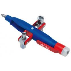 Штифтовий ключ для електрошаф 155 мм Knipex 00 11 17