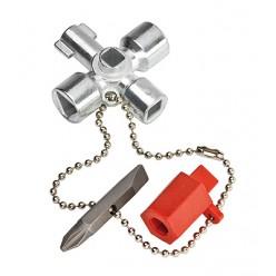 Ключ для електрошаф 44 мм Knipex 00 11 02