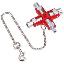Універсальний ключ 90 мм Knipex 00 11 06