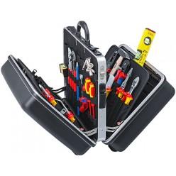 Валіза з інструментами «Big Twin» набір електрика, Knipex 00 21 40