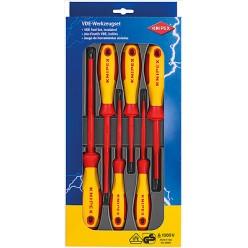 Набір викруток VDE Phillips®/шліц, Knipex 00 20 12 V01