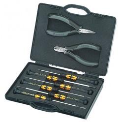 Набір інструментів для електроніки Knipex, 00 20 18 ESD