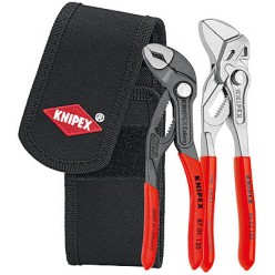 Набір міні кліщів в поясній сумці, Knipex 00 20 72 V01