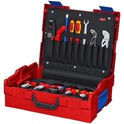 Набір інструментів I-Boxx® Elektro, 65 предметів, Knipex 00 21 19 LB E