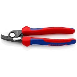 Ножиці для різання кабелів 165 мм Knipex 95 22 165