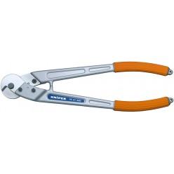 Ножиці для різання дротяних тросів і кабелів 600 мм Knipex 95 81 600