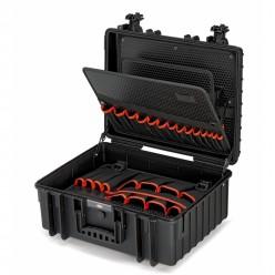 "Інструментальний валіза ""Robust34"", порожня Knipex 00 21 36 LE"