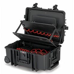 """Інструментальна валіза """"Robust45""""  Knipex 00 21 37 LE"""