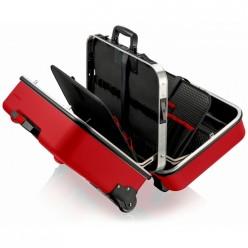 "Валіза для інструменту ""BIG Twin Move RED"" Electric Competence, неукомплектована, 98 99 15 LE"