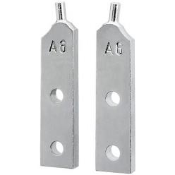 1 пара запасних наконечників для 46 10 a6 Knipex 46 19 A6