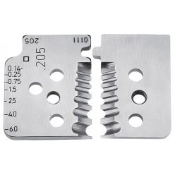 1 пара запасних ножів для 12 12 06 Knipex 12 19 06