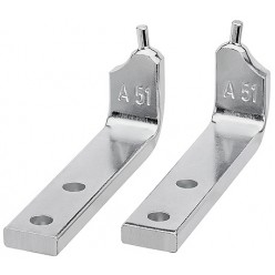 1 пара запасних наконечників для 46 20 a51 Knipex 46 29 A51
