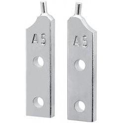 1 пара запасних наконечників для 46 10 a5 Knipex 46 19 A5
